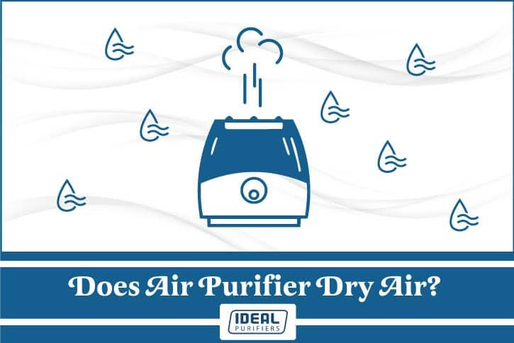 Does air purifier dry air