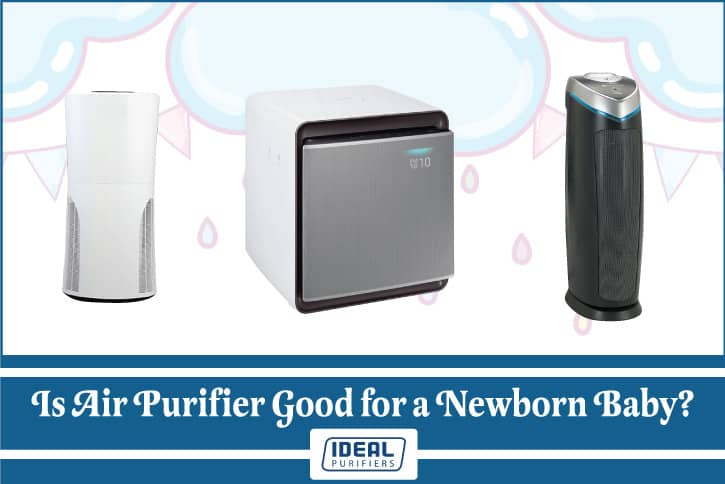 Is air purifier good for a newborn baby?