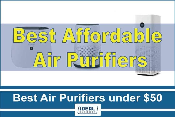 Best Air Purifiers under $50