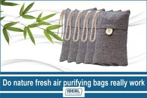 Do nature fresh air purifying bags really work