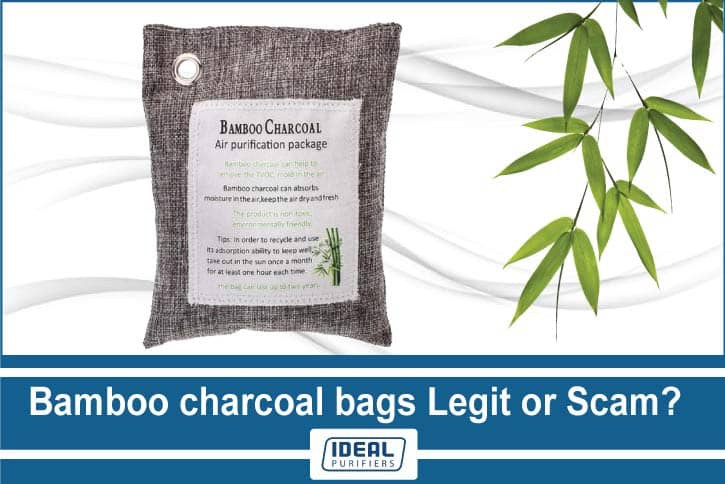 Bamboo charcoal bags Legit or Scam?