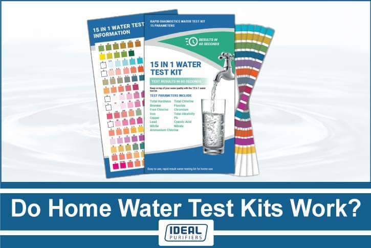 Do Home Water Test Kits Work