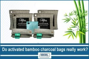 Do activated bamboo charcoal bags really work