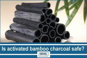 Is activated bamboo charcoal safe