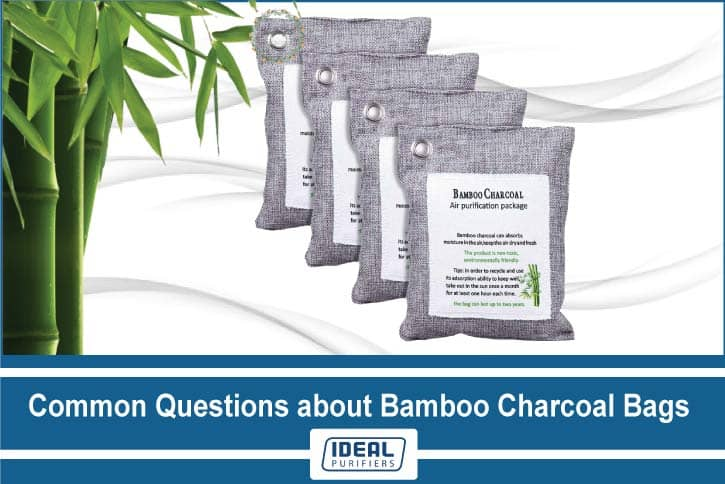 questions about Bamboo Charcoal Bags