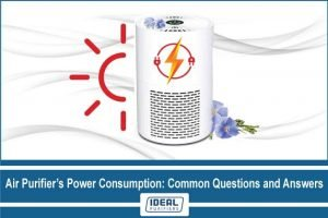 Air Purifier's Power Consumption