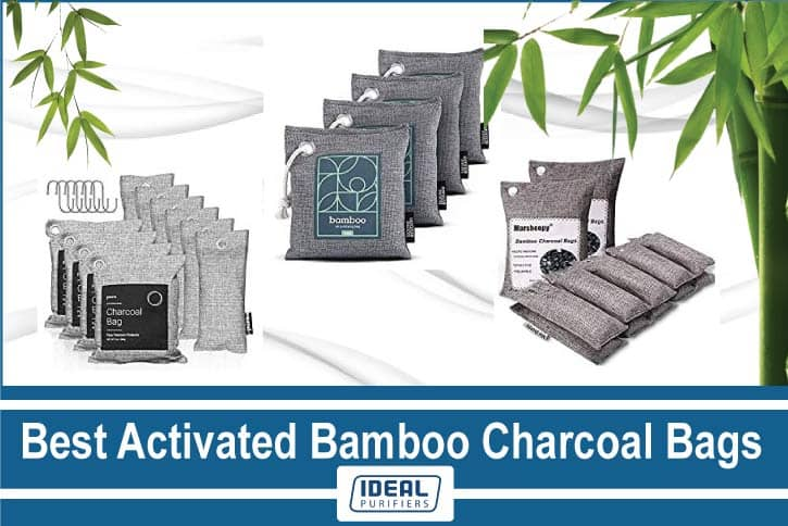 Best Activated Bamboo Charcoal Bags