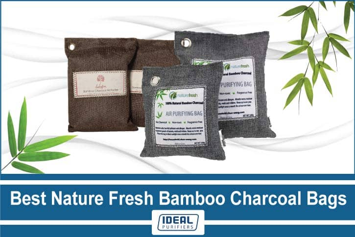 Best Nature Fresh Bamboo Charcoal Bags