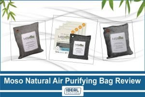 Moso natural air purifying bags Review