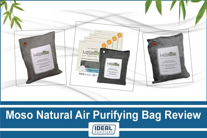 Moso natural air purifying bags Review