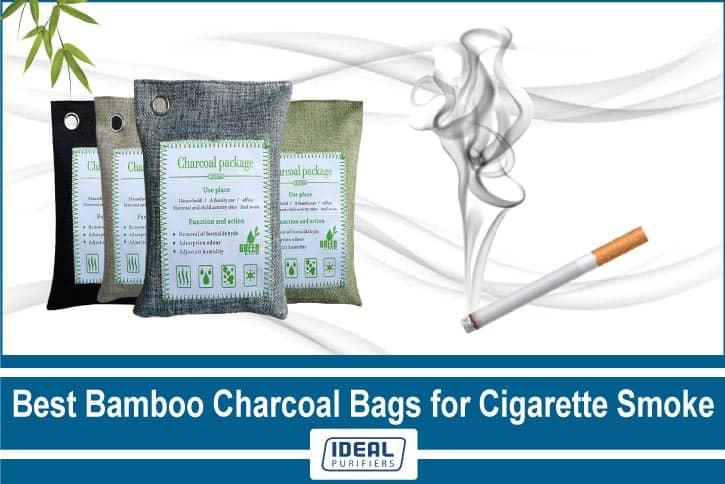 Bamboo Charcoal Bags for Cigarette Smoke