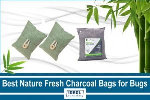 Best Nature Fresh Charcoal Bags for Bugs