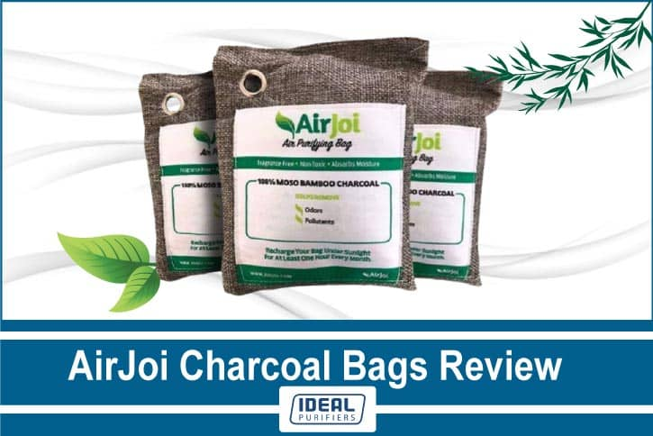 AirJoi Charcoal Bags review