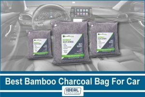 Bamboo Charcoal Bag For Car