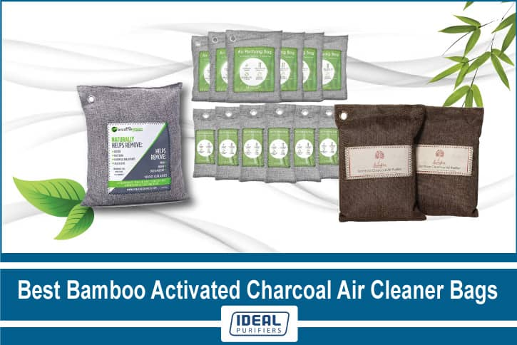 Best Bamboo Activated Charcoal Air Cleaner Bags
