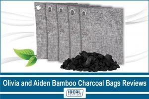 Olivia and Aiden Bamboo Charcoal Bags Reviews