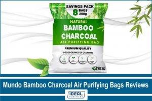 VZee Bamboo Charcoal Air Purifying Bags Reviews