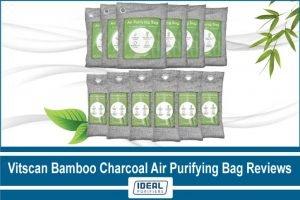 Vitscan air purifying bag