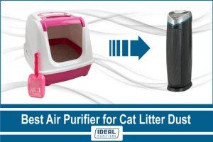 best air purifiers for cat litter