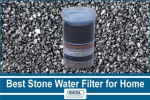 Best stone water filter